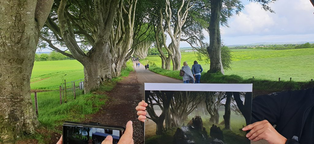 The Dark Hedges - Game of Thrones