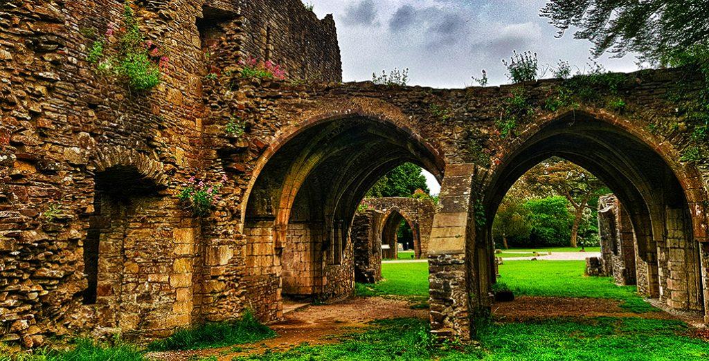 Margam Abbey - Margam Castle