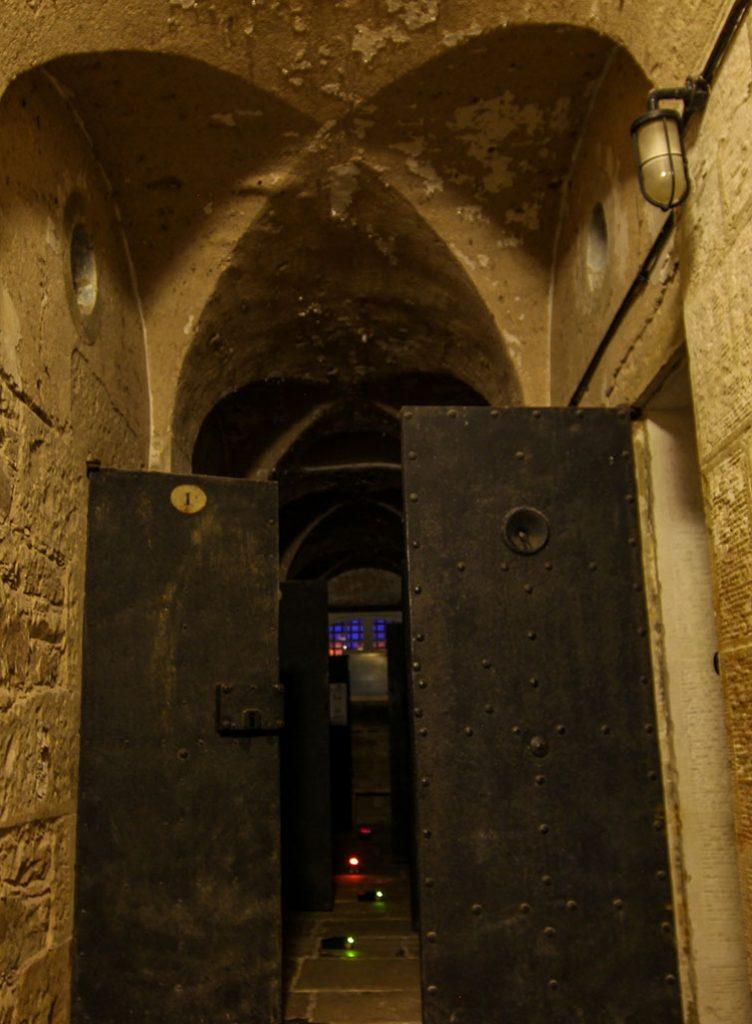 Jedburgh Castle Jail - Paranormal Equipment
