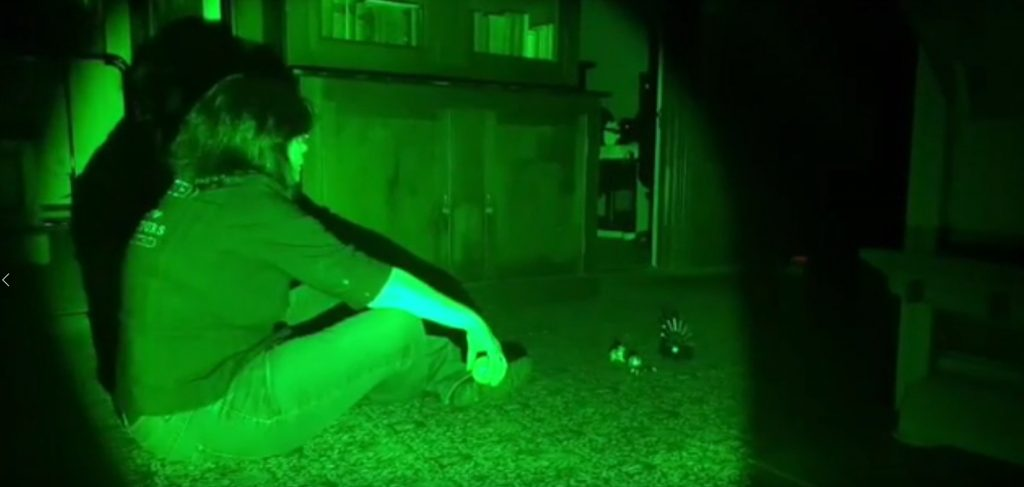 Adelaide Zoo Paranormal Investigation