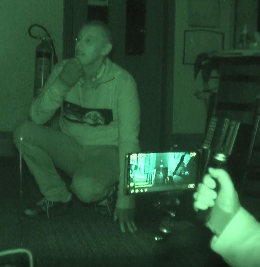 Gungellan Hotel Paranormal Investigation