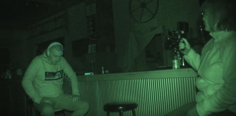 Gungellan Hotel Ghost Hunting - Estes Experiment