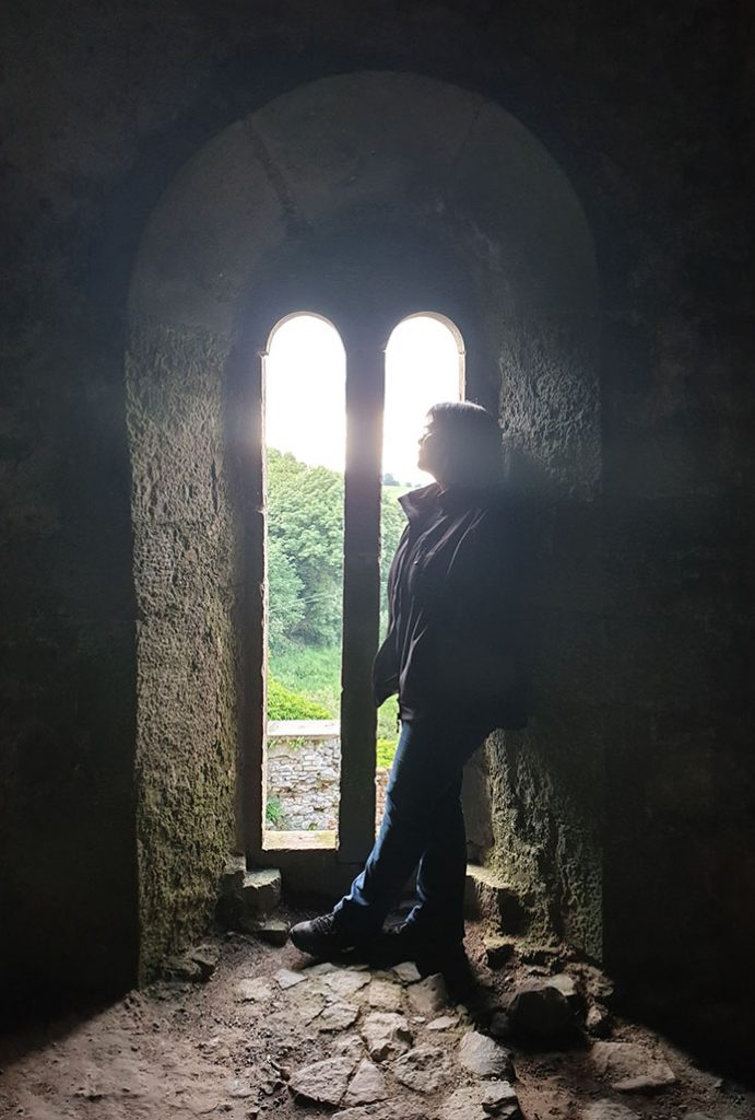 Haunted Leap Castle - Bloody Chapel