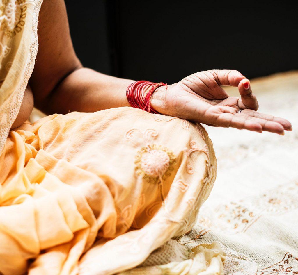 Eastern meditation - Karma