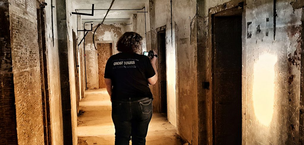 Paranormal Investigation at Jedburgh