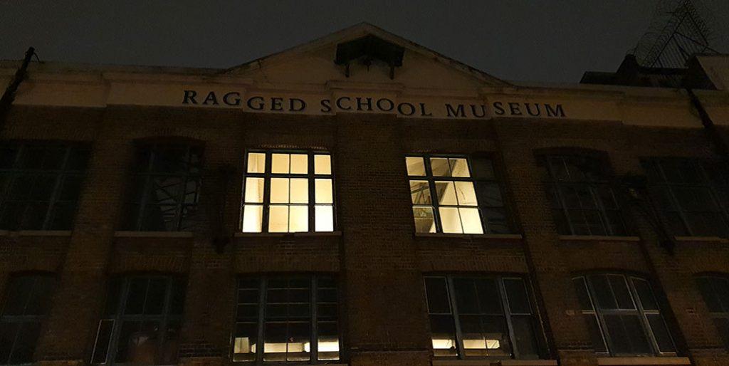 The Ragged School Museum - Haunted Horizons