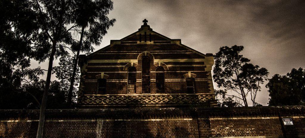 Z Ward Asylum why ghosts scare us