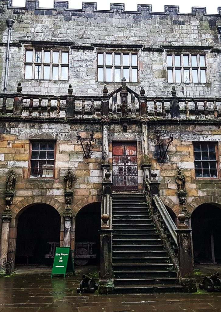 Haunted Chillingham Castle Ghosts