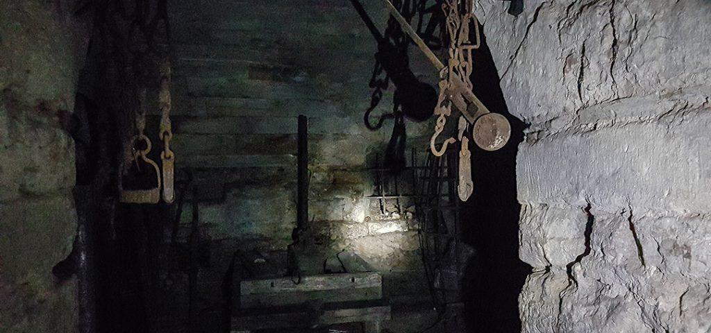 Haunted Chillingham Castle Ghosts - torture