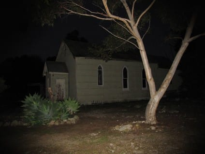 My Creepy Experience Tailem Church