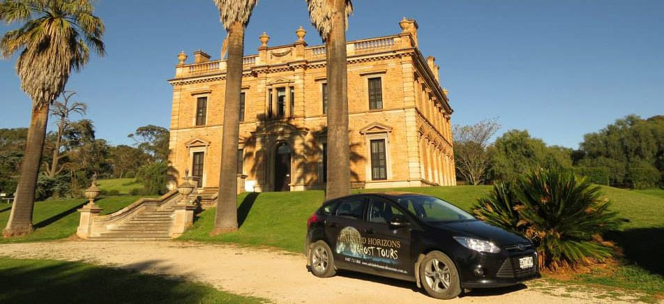 Martindale Hall Ghosts, Clare Valley - Haunted Horizons