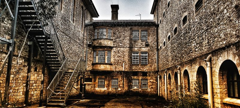 Haunted Shepton Mallet Prison - Paranormal and ghosts