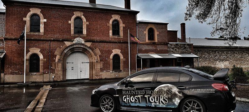 Adelaide Gaol Ghosts
