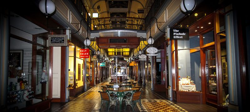 Adelaide Arcade Ghost Tours - Haunted Horizons