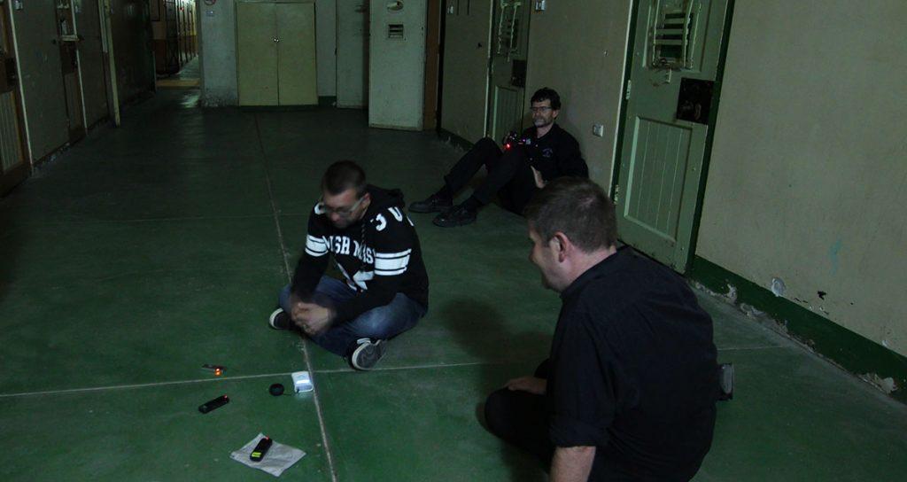 Paranormal Investigation at Adelaide Gaol
