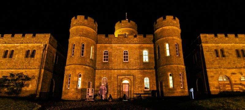 Jedburgh Castle Jail - Haunted Prison