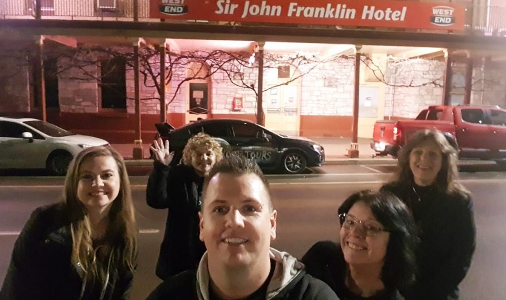 Kapunda Ghost Hunt with Amy's Crypt