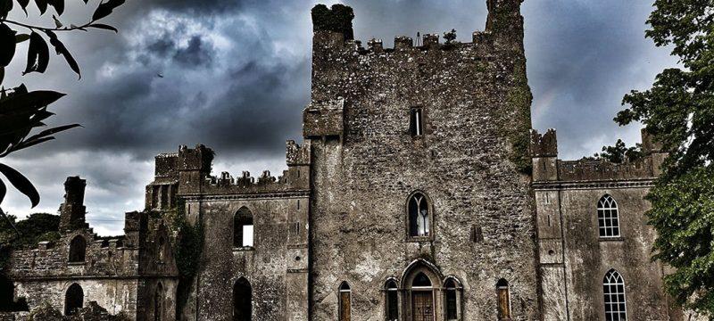 Haunted Leap Castle, Ireland