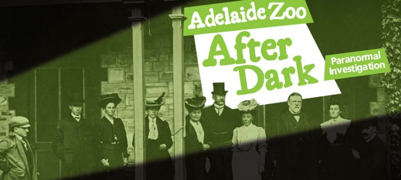 Adelaide Zoo Ghost Hunt Haunted Horizons