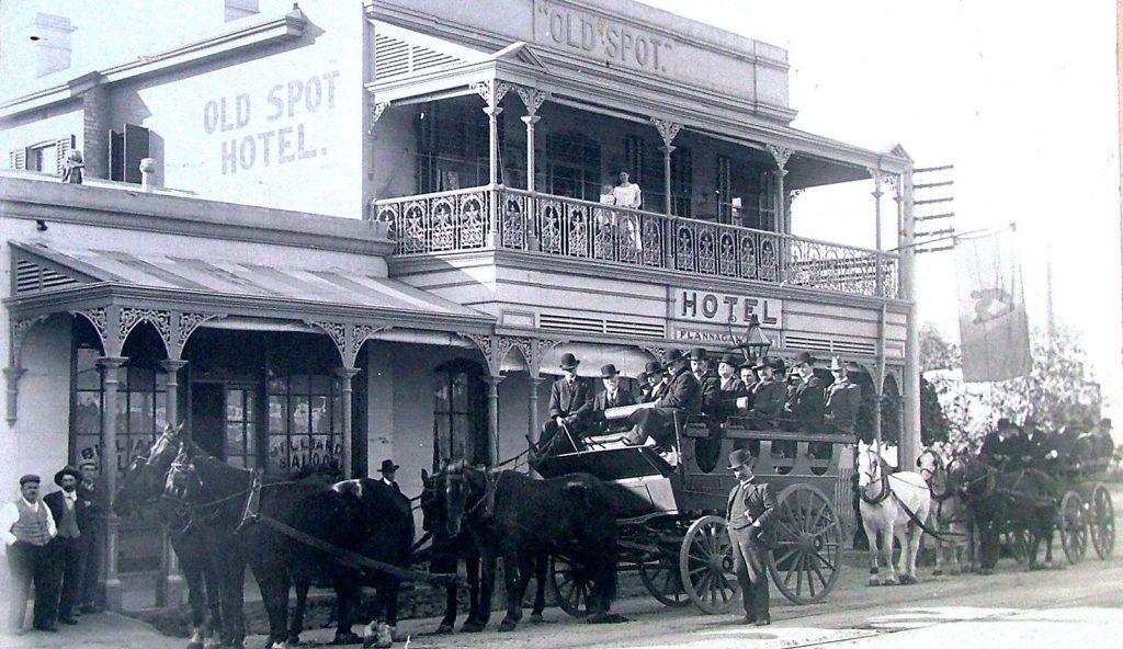 Golden Fleece aka Old Spot Hotel