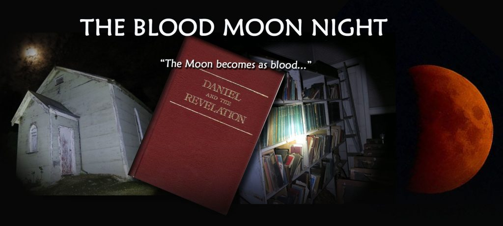 Red Moon Night - Old Tailem Town
