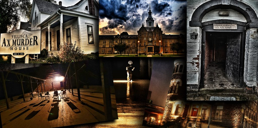 Paranormal Investigations in Australia and Overseas