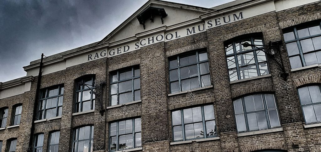 Paranormal Blog the Ragged School