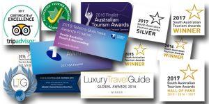 Award Winning Tourism Awards Haunted Horizons