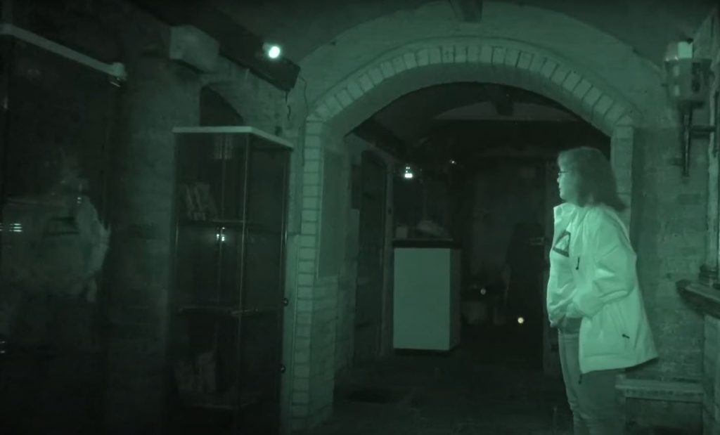 Old Derby Gaol Ghost Hunting