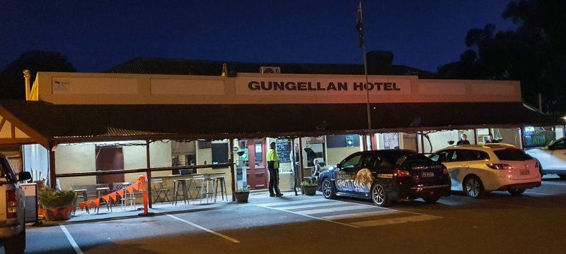 Gungellan Hotel Ghosts