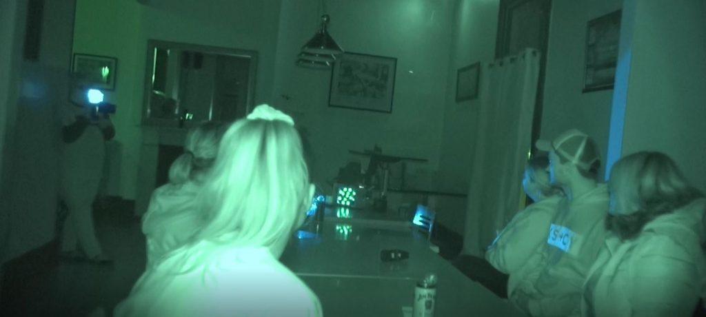 Prince Albert Hotel Paranormal INvestigation