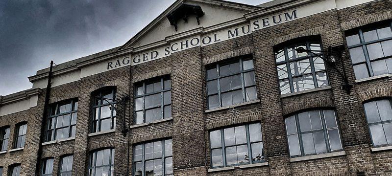Haunted Ragged School Museum in London