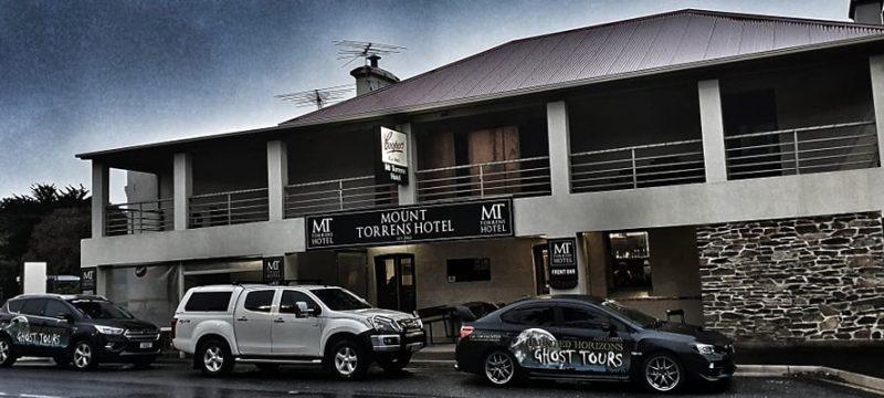 Mount Torrens Hotel Ghost