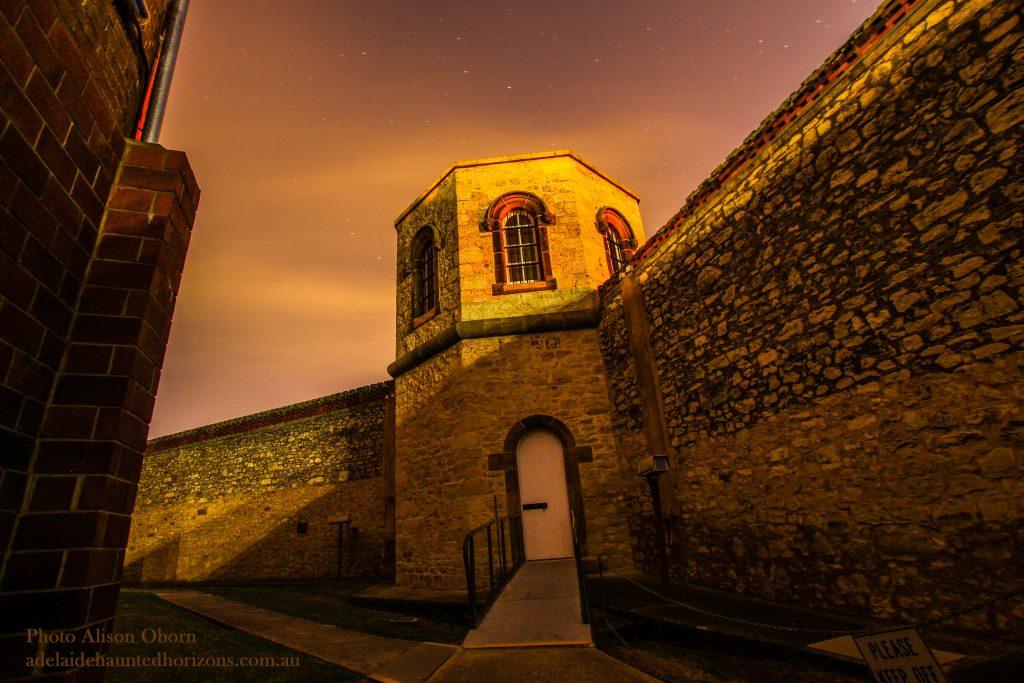 Old Adelaide Gaol Ghost Hunt