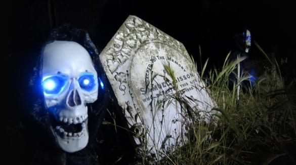 Halloween Experience - Old Tailem Town