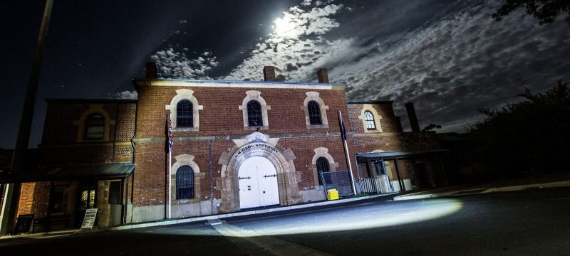 Adelaide Gaol Ghost Story