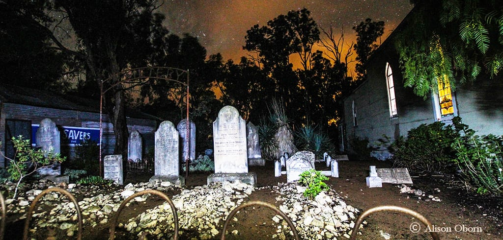 Tailem Town Ghost Tours - Haunted Church